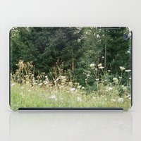 Wildflowers 1 iPad Case
