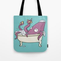 Tubby Time Tote Bag