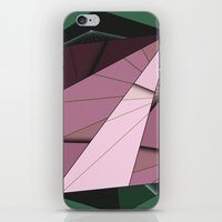 Shape Abstract iPhone & iPod Skin
