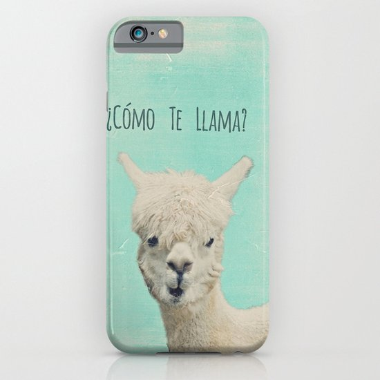 Lama iPhone & iPod Case