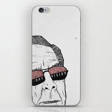 x-ray vision iPhone & iPod Skin