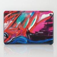 The Sunset Ship iPad Case