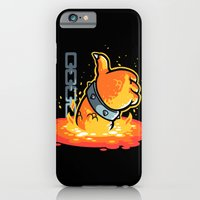 iPhone & iPod Case featuring I'll be back by MeleeNinja