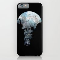 california iPhone & iPod Cases featuring Secret Streets II by David Fleck