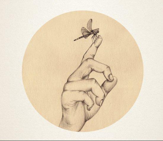 Organic II Art Print