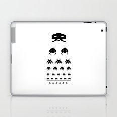Gamers eye test Laptop & iPad Skin