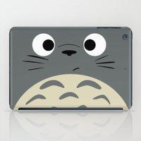 Dubiously Troll ~ My Neighbor Troll iPad Case