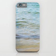 Teal Ocean  Slim Case iPhone 6s