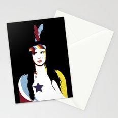 =Juliette Lewis///Black= Stationery Cards