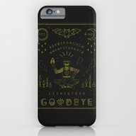 iPhone & iPod Case featuring Ouija Board by LordofMasks
