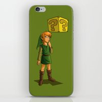 What Do I Do With This? … iPhone & iPod Skin