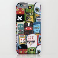 iPhone & iPod Case featuring Instant drôlatique 3  by Exit Man