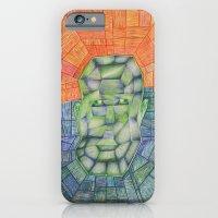 Jade Face iPhone 6 Slim Case