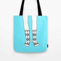 Socks for the Mr. Tote Bag