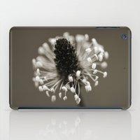 Ribwort Plantain iPad Case