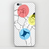 Up iPhone & iPod Skin