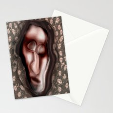 Behind it all Stationery Cards