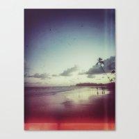 #22 Canvas Print