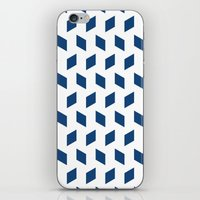 Rhombus Bomb In Monaco B… iPhone & iPod Skin