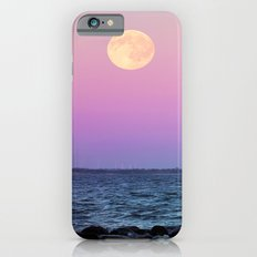 Full Moon on Blue Hour Slim Case iPhone 6s
