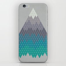 Many Mountains iPhone & iPod Skin
