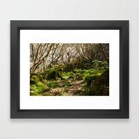 The Shire Framed Art Print