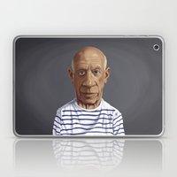 Celebrity Sunday ~ Pablo Picasso Laptop & iPad Skin