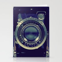 Vintage Camera Kodak Stationery Cards