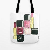 Beauty Shot Tote Bag