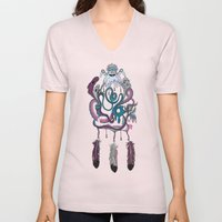 The Dream Catcher Unisex V-Neck