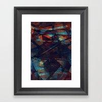 Exuberância + Arrogânc… Framed Art Print