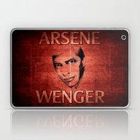 Arsene Wegner Laptop & iPad Skin