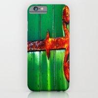 Rustic Hinge iPhone 6 Slim Case