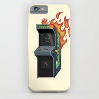 iPhone & iPod Case featuring Arcade Fire by Anthony Massingham
