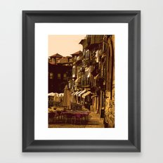 oporto 2 Framed Art Print