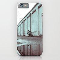 Neighborhood alley iPhone 6 Slim Case
