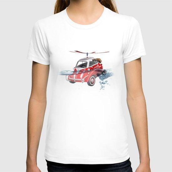 Isetta  all terrain vehicle T-shirt