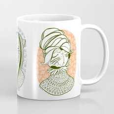 Spring Cat Lady  Mug