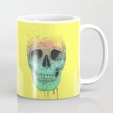 Pop art skull  Mug