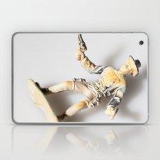 The Little Cowboy, fallen Laptop & iPad Skin