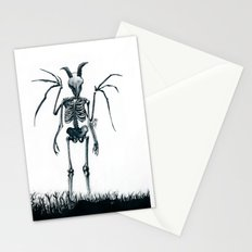 The Jersey Devil Is My Friend Stationery Cards