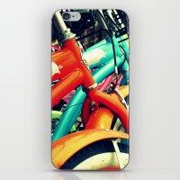 Bikes On The Beach iPhone & iPod Skin