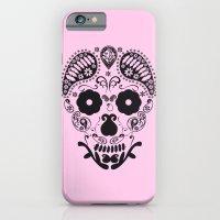 Skull Decorative  iPhone 6 Slim Case
