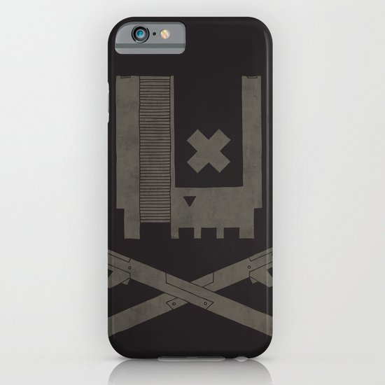 Nes Skull iPhone & iPod Case