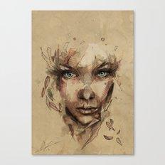 [Crystal] Canvas Print