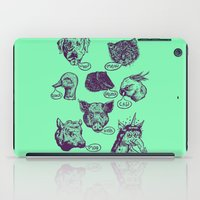 Pet Sounds iPad Case