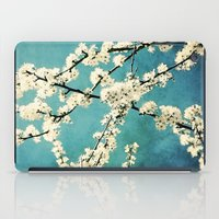 Waiting for Spring to Bloom iPad Case