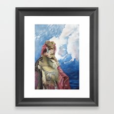 Con'fusion' Framed Art Print