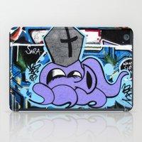Squid Pope iPad Case