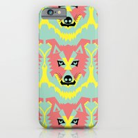 The Pack of Modular Wolves iPhone 6 Slim Case